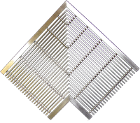 Photo 9 - Architectural Linear Bar Grilles & Registers.