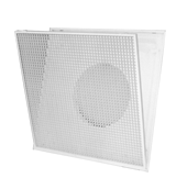 Photo 3 - Eggcrate Filter Ceiling Returns.