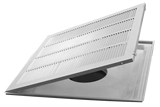 Photo 3 - Lanced Filter Ceiling Returns.